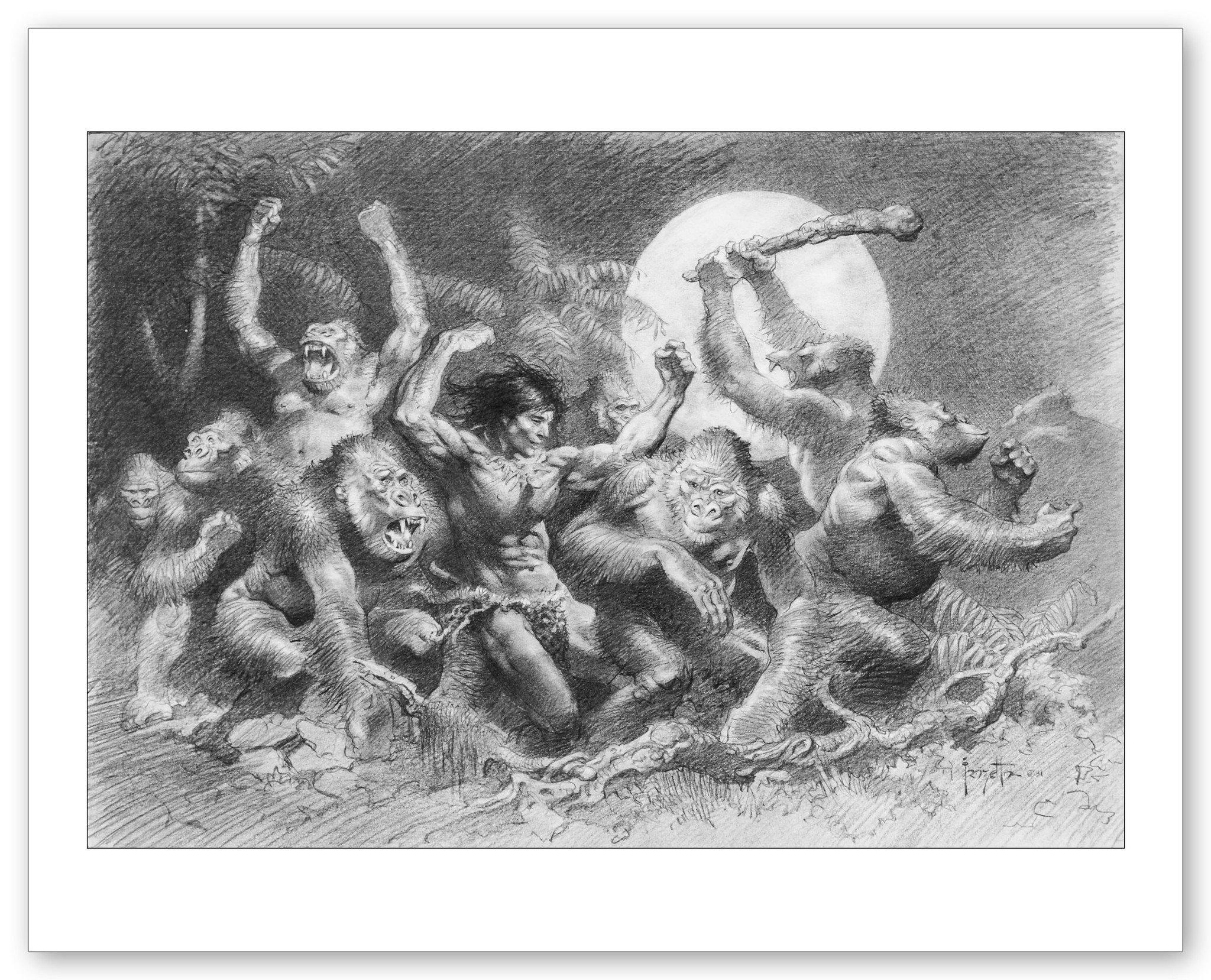 frazettagirls-tarzan-at-the-dum-dum-print-20661947654